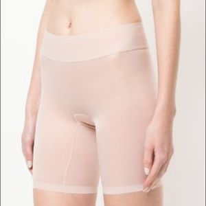Wolford Sheer Touch Control Shorts Girdle